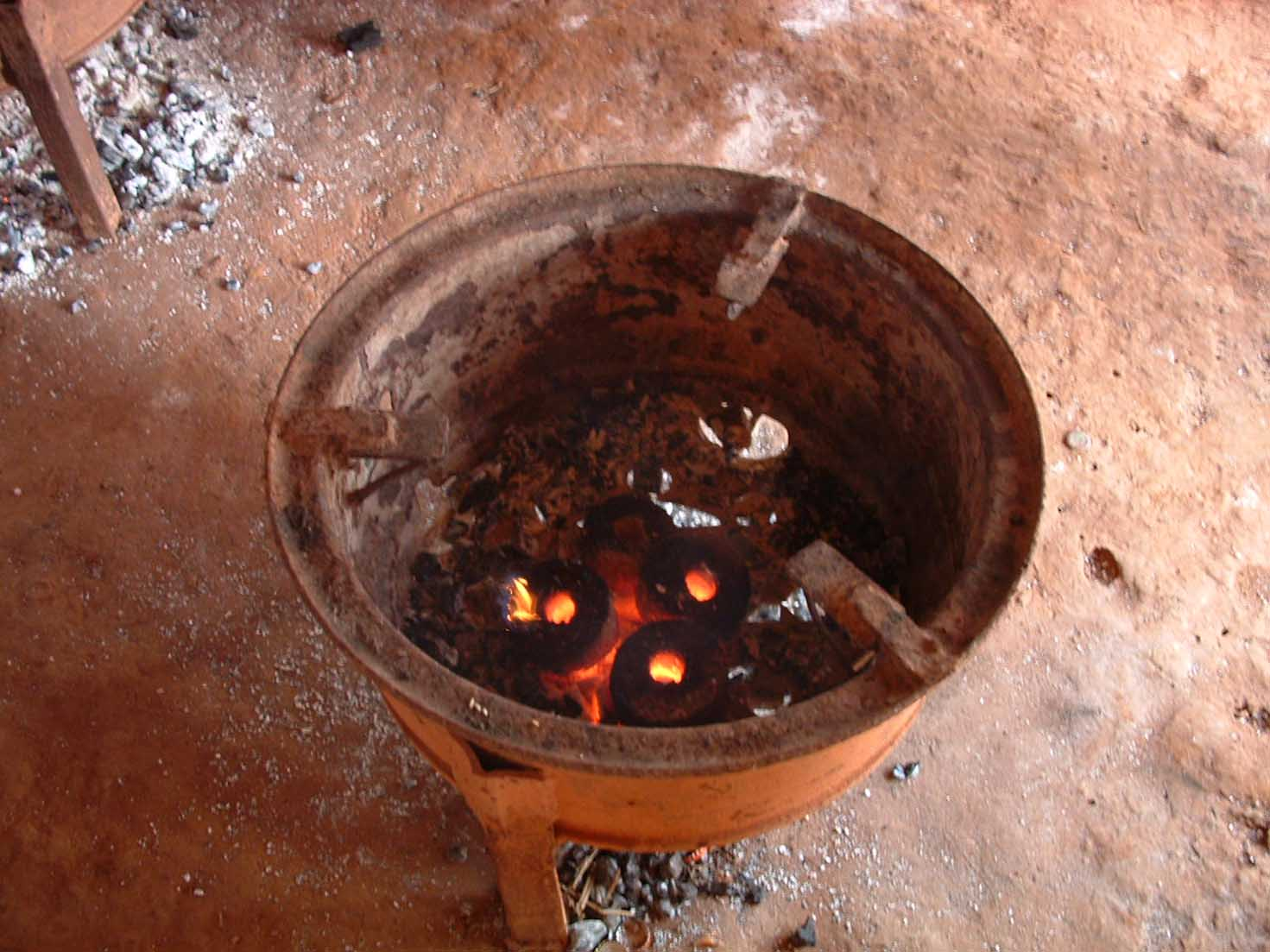 Rocket Stove Briquette ~ Technology biomass briquette stoves