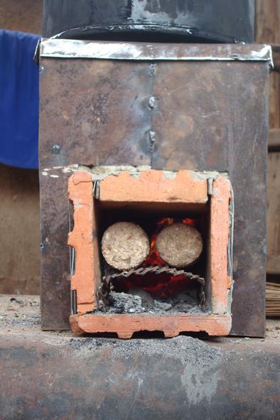 Rocket Stove Briquette ~ Nguvu stove biomass briquette stoves