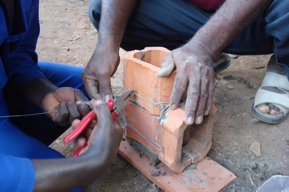 Rocket Stove Briquette ~ Nguvu stove biomass briquette stoves library