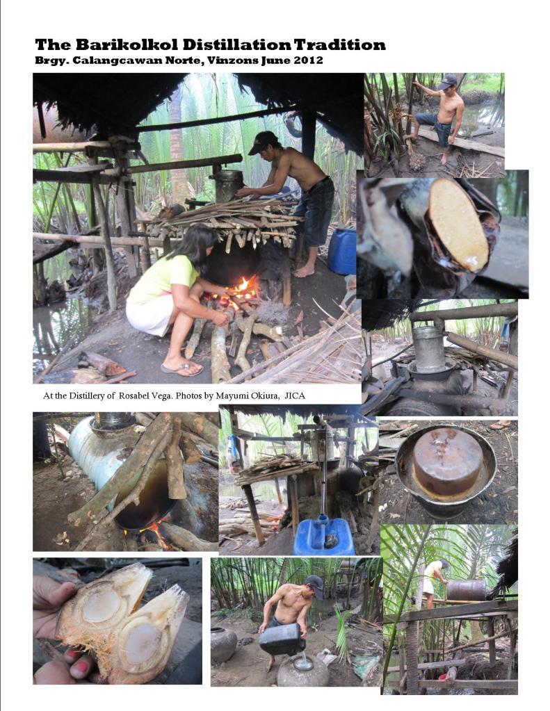 The Barik Tradition of Vinzons